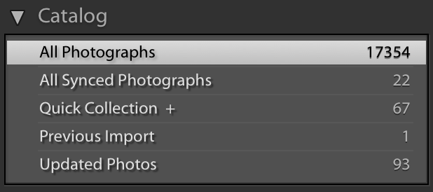 Lightroom All Photopgraphs